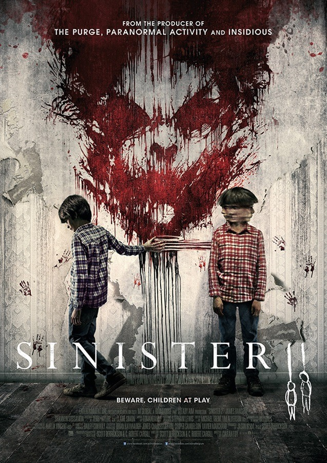 Shouldn't be Watching This | Sinister 2 | Repulsive ...