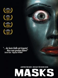 Masks | Repulsive Reviews | Horror Movies