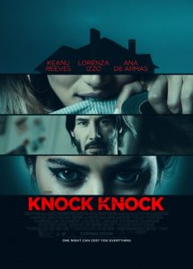 Knock Knock | Repulsive Reviews | Horror Movies